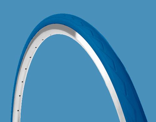semislick  blue