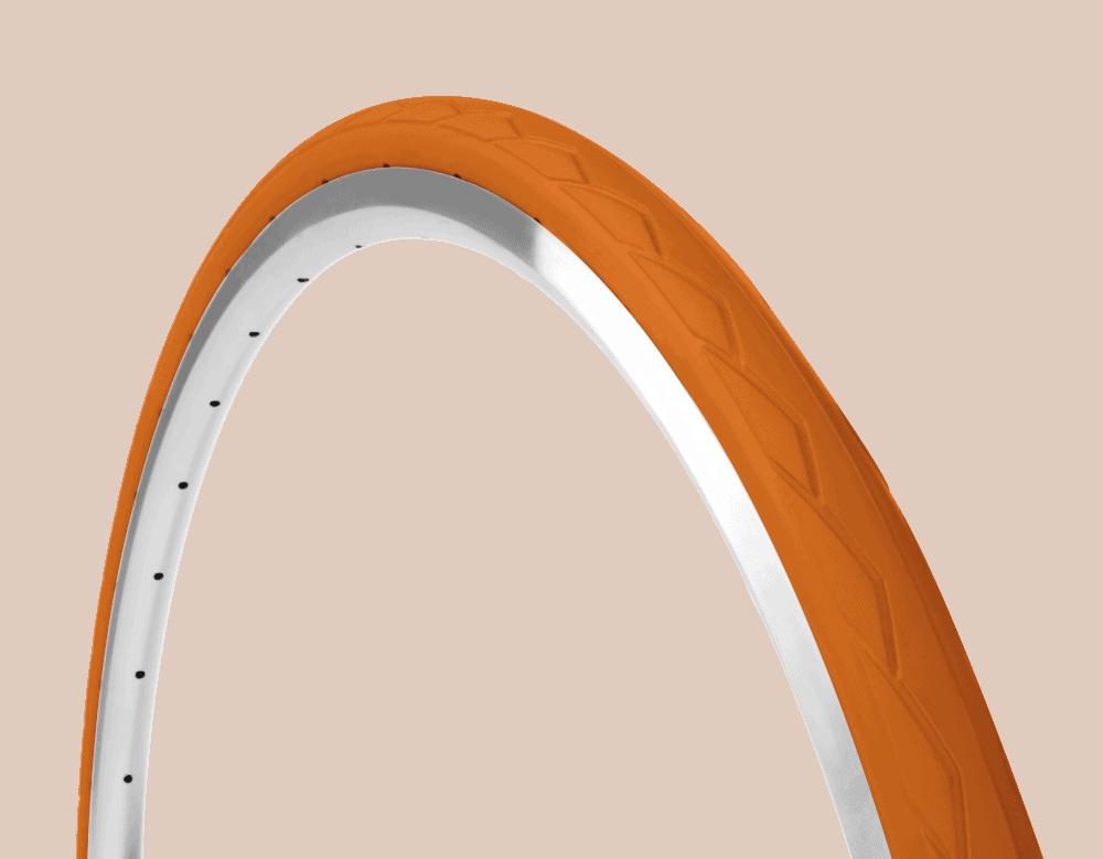 semislick  orange