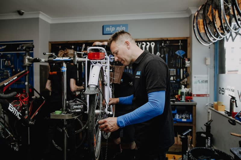 Reasons to choose NipNip Cycle Repair